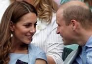 Ánh mắt tình tứ của Hoàng tử William dành cho vợ báo hiệu tình trạng hôn nhân khiến ai cũng tò mò