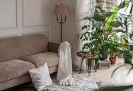 Căn hộ 98m² của vợ chồng trẻ ngập tràn hơi thở thiên nhiên nhờ góc nào cũng decor với cây xanh