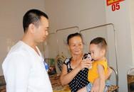 Hà Tĩnh: Kịp thời cứu sống bé trai 19 tháng tuổi bị hóc dị vật