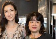 Đỗ Mỹ Linh và mẹ đăng ký hiến tạng