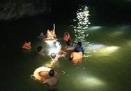 Phú Thọ: Bị cuốn vào vòng xoáy sông Đà, 4 thanh niên tử vong thương tâm