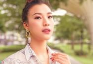 Hoàng Oanh: 'Bạn trai tôi không phải đại gia nhưng rất giàu'
