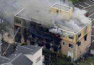 Cháy xưởng phim Nhật Bản: Nghi phạm vừa châm lửa vừa hét 'Chết đi!'