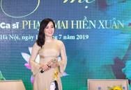 Ca sĩ Hiền Xuân: Tôi trưởng thành như hôm nay là nhờ NSND Quang Thọ
