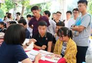 Hầu hết thí sinh đổi nguyện vọng xét tuyển đại học sau khi biết điểm thi