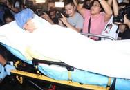Tài tử Nhậm Đạt Hoa được chuyển về Hong Kong điều trị