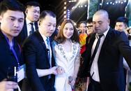 Mỹ Tâm được bảo vệ kỹ khi đi diễn ở Quảng Bình