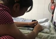 Vụ bé trai tử vong do điện giật: Đôi giày mới và nước mắt người mẹ