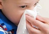 Giải pháp đơn giản giúp chống chảy máu cam ngày hè cho trẻ