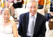 """Xúc động cặp vợ chồng lấy nhau 51 năm mới được tổ chức hôn lễ: """"Bà ấy vui lắm, cười muốn rụng răng luôn"""""""