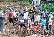 Mưa lớn gây sạt lở ở Hà Giang khiến 4 người thương vong, 5 con trâu bị sét đánh chết