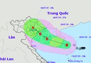 Áp thấp nhiệt đới mạnh lên thành bão, hướng vào Quảng Ninh - Hải Phòng