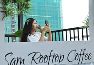 Cận cảnh quán cà phê khiến giới trẻ mê mệt bởi không gian sống ảo quá đẹp để check in