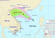 Thông tin mới nhất về áp thấp nhiệt đới khả năng mạnh thành bão đi vào đất liền Việt Nam