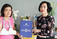 Trường đại học ở Sài Gòn trao bằng cử nhân cho nam sinh mất vì tai nạn