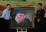 """Ồn ào """"đạo tranh"""" chưa qua, họa sĩ Trung Đinh tiếp tục bị """"tố"""" không biết vẽ"""