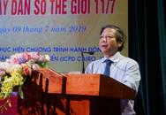 Hà Nội mít tinh kỷ niệm ngày Dân số thế giới 11/7