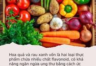 8 loại rau quả giá rẻ bèo lại có khả năng chống ung thư cực tốt, người Việt có hết nhưng ít chú ý đến công dụng