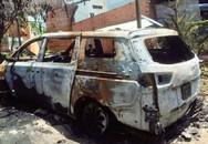 Đồng Nai: Điều tra vụ ném bom xăng, đốt ô tô tại quán cà phê lúc nửa đêm