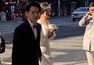 Đông Nhi - Ông Cao Thắng bị bắt gặp đang chụp ảnh cưới trên đường phố Sydney sau màn cầu hôn náo loạn showbiz