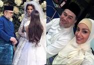 Giữa thông tin sốc cựu Quốc vương Malaysia lấy vợ khác, phản ứng của vợ cũ là Hoa khôi Nga như thế nào?