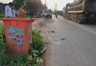 Bé gái ở Bình Dương chết thảm vì thùng rác bên đường