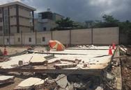 Phú Thọ: Đổ tường nhà tắm khiến em gái tử vong, anh trai nguy kịch