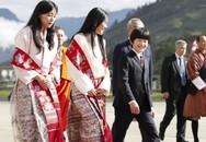 Gia đình Thái tử Nhật Bản đặt chân đến 'Vương quốc hạnh phúc', cộng đồng mạng phát sốt với khí chất ngút ngàn của các thành viên hoàng gia Bhutan