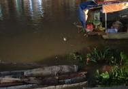 Hải Phòng: Người đánh chài phát hiện quả bom 1 tạ dưới sông Tam Bạc