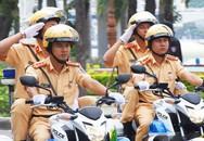 Chọn CSGT giỏi ngoại ngữ để xử phạt người nước ngoài vi phạm giao thông