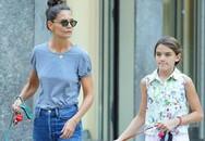 Katie Holmes đi chơi với con gái sau chia tay bạn trai