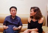 Quên vụ hét cát-sê 10.000 đô, Ngọc Anh vội thăm nhạc sĩ Phú Quang khi về nước