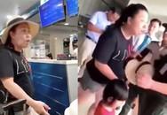 Nữ công an gây rối tại sân bay bị xử phạt thế nào?
