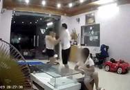 Nhân viên kho bạc Nhà nước lên tiếng về việc lao vào đánh vợ đang ôm con nhỏ