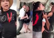 Phó giám đốc Công an Hà Nội: 'Clip nữ đại úy chửi bới rất phản cảm'