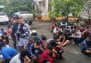 140 'quái xế' chặn quốc lộ 1 để đua xe bị cảnh sát vây bắt