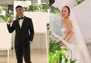 Vũ Ngọc Anh bị nghi sắp cưới Cường Seven để chạy bầu