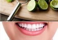 Răng ố vàng gây mất tự tin, mẹo này sẽ làm nó trắng sáng lại trong tích tắc mà không cần đến nha sĩ