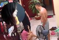 Hà Nội: Bị chồng đánh đập dã man, vợ ôm con 2 tháng tuổi đau đớn chịu đòn
