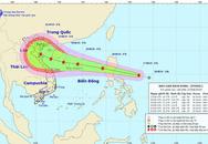 Bão mạnh cấp 8 sắp đổ bộ vào Việt Nam