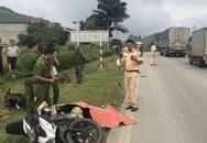 Thêm vụ TNGT nghiêm trọng ở quốc lộ 6 khiến 2 người thương vong
