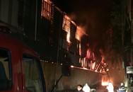 Thống kê thiệt hại vụ cháy nhà máy bóng đèn phích nước Rạng Đông