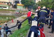 Chùm ảnh: Hiện trường tan hoang sau đám cháy lớn ở nhà máy phích nước Rạng Đông