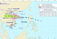 Tin bão khẩn cấp: Ngày mai đổ bộ đất liền, nhiều tỉnh mưa rất to từ chiều  nay