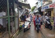 Nữ trưởng công an phường ở Cần Thơ 'xô xát' với người đi chợ