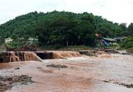 Điện Biên: Hai trẻ nhỏ bất ngờ bị lũ cuốn phăng khi ra suối rửa chân