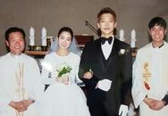Ảnh cưới màu chưa từng tiết lộ của Bi Rain - Kim Tae Hee