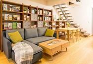 Căn chung cư 2 tầng xinh xắn, nhìn đâu cũng thấy ấm áp của gia đình nhỏ