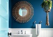 Khó cưỡng lại vẻ đẹp của những phòng tắm màu xanh dịu mát