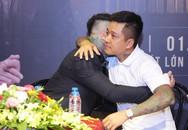 Vũ Duy Khánh khóc nghẹn vì lời hứa của Tuấn Hưng
